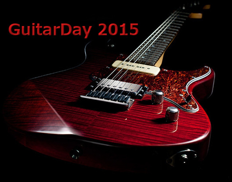 GuitarDay 2015