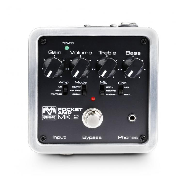 Palmer Pocket Amp MK2 ģitāras pastiprinātājs