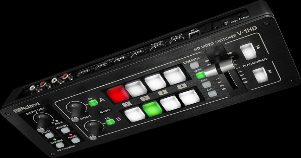 Roland V-1HD video mikseris