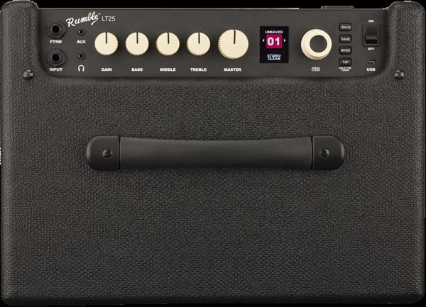 Fender Rumble LT 25 basģitāras pastiprinātājs