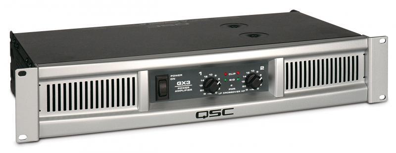 QSC GX3 pastiprinātājs
