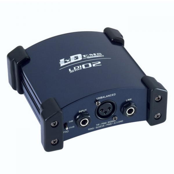 LD Systems LDI02 DI-box