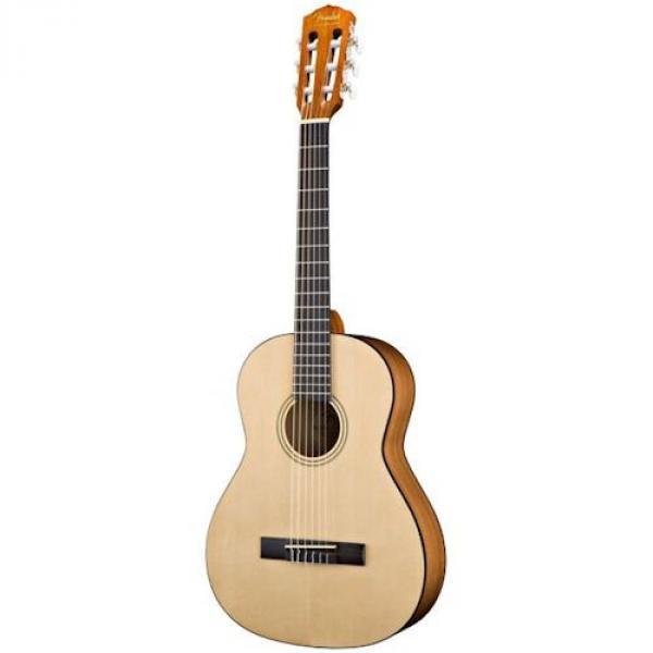 Fender ESC105 klasiskā ģitāra  ar somu