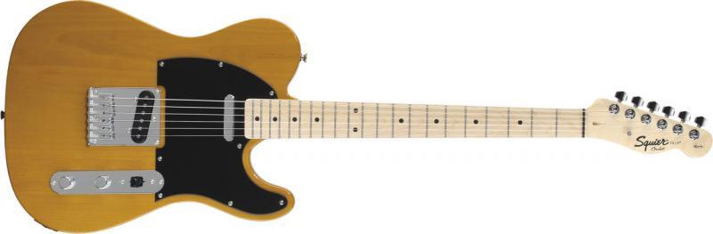 Fender Squier Affinity Telecaster BTB ģitāra