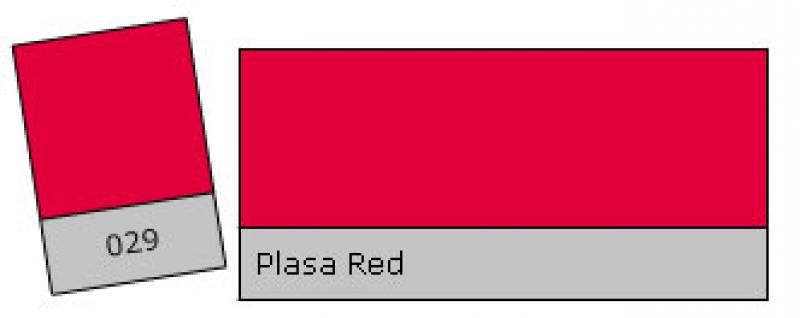 LEE 029 Plasa Red krāsu filtrs