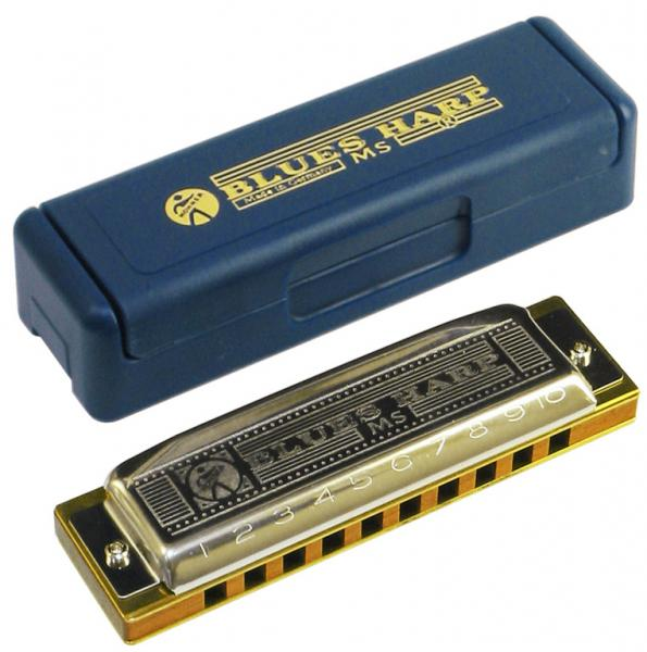Hohner  Blues Harp MS G Harmonikas
