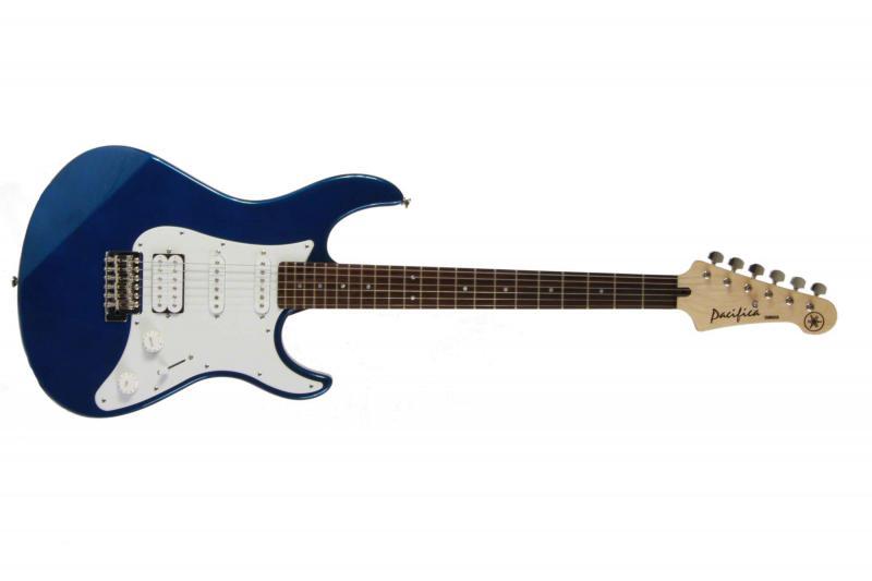 Yamaha Pacifica 012 DBM elektriskā ģitāra