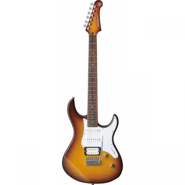 Yamaha Pacifica 212VFM TBS elektriskā ģitāra