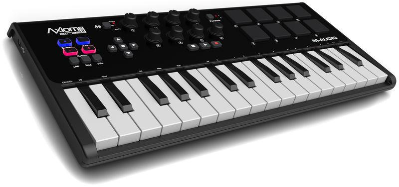 M-AUDIO AxiomAIR MINI 32 keyboard