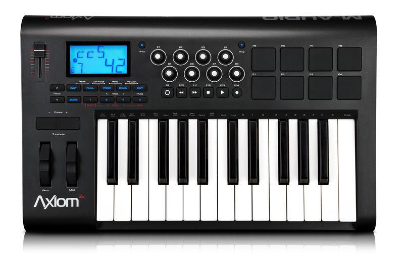 M-AUDIO Axiom 25 MK II MIDI keyboard