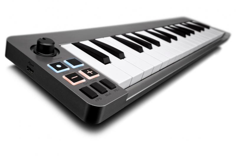 M-AUDIO Keystation MINI 32 USB klaviatūra