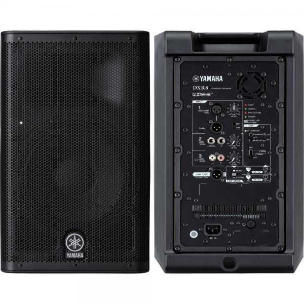 Yamaha DXR8 aktīvā skanda