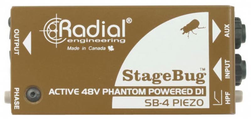 Radial Engineering SB-4 DI-Box
