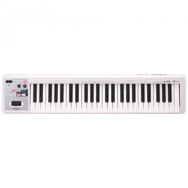 Roland A-49 WH midi klaviatūra