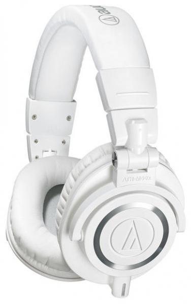 Audio-Technica ATH-M50XWH austiņas