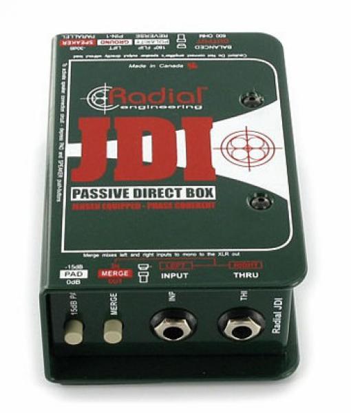 Radial Engineering JDI  DI-box