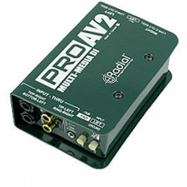 Radial Engineering Pro AV2  DI-box