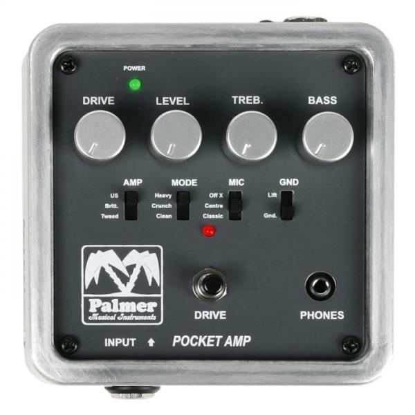 Palmer Pocket Amp ģitāras pastiprinātājs