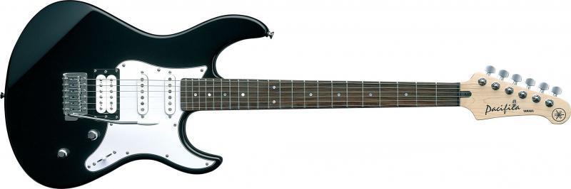 Yamaha Pacifica 112J BL elektriskā ģitāra