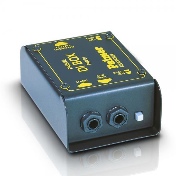 Palmer PAN01 Audionomix pasīvais līnijas transformators