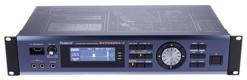 Roland Integra-7 sintezatora modulis