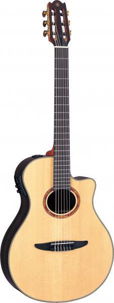 Yamaha NTX1200R klasiskā ģitāra ar elektroniku