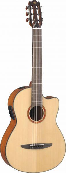 Yamaha NCX700 klasiskā ģitāra ar elektroniku