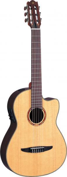 Yamaha NCX900R klasiskā ģitāra ar elektroniku
