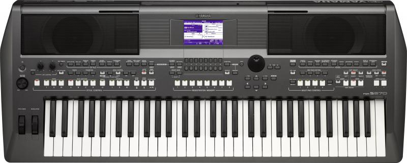 Studio 7 - Yamaha PSR-S670 sintezators