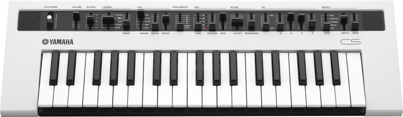 Yamaha reface CS virtuālais analogais sintezators