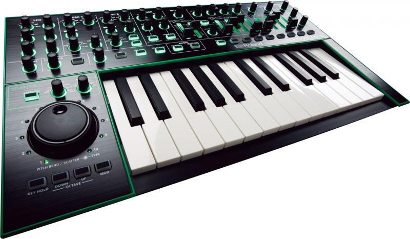 Roland SYSTEM-1 sintezators