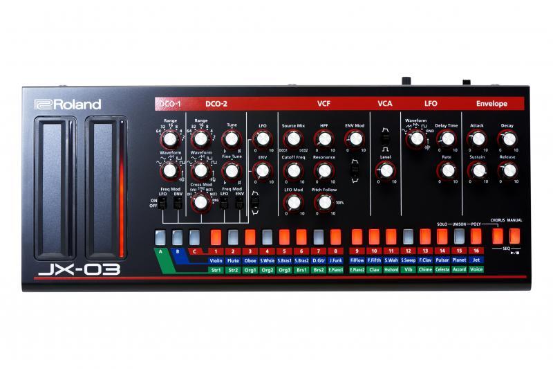 Roland JX-03 Boutique sērijas skaņas modulis