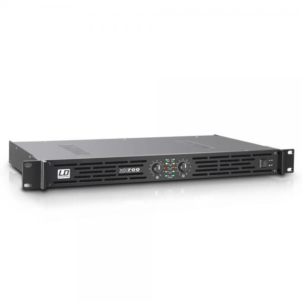 LD Systems XS700 pastiprinātājs