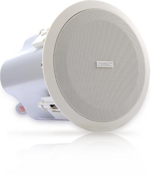 QSC AD-C42T-WH griestu skaļrunis