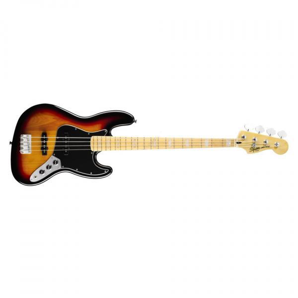 Fender Squier VM Jazz Bass 77 Sunburst basģitāra