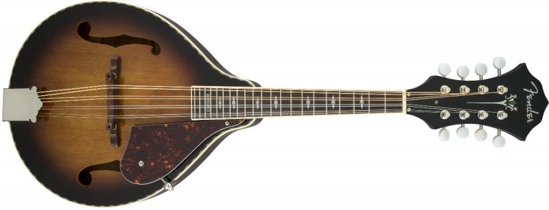 Fender Concert Tone A 52E elektroakustiskā mandolīna