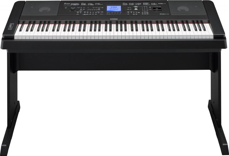 Yamaha DGX-660B digitālās klavieres