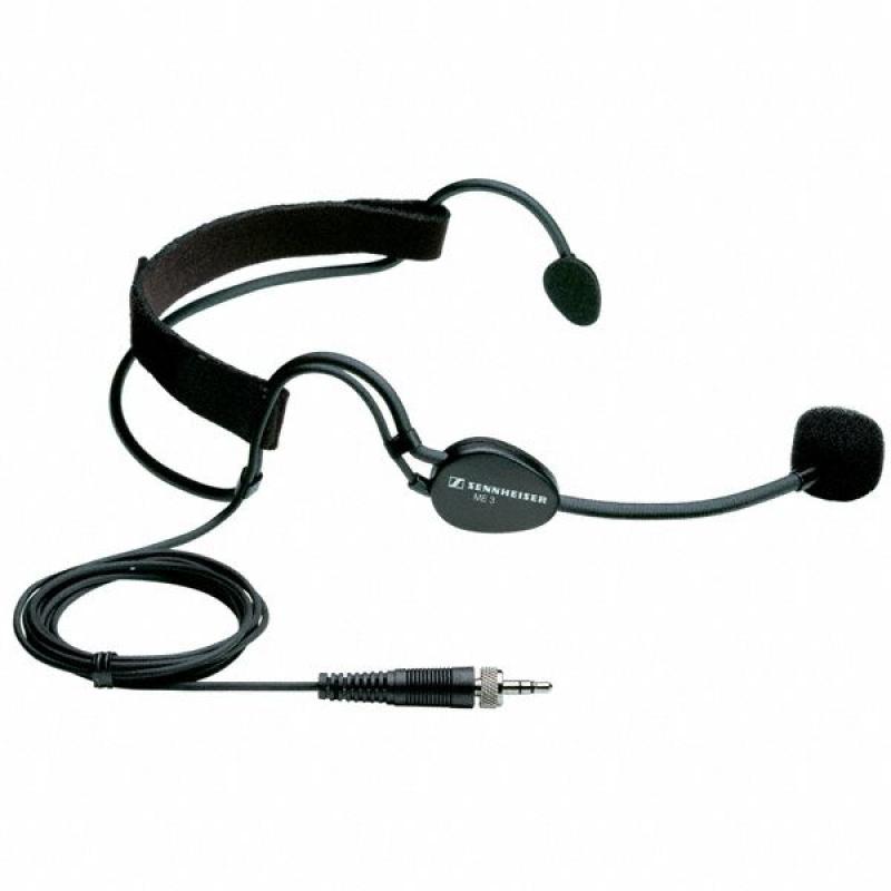 Sennheiser ME 3-EW galvas mikrofons