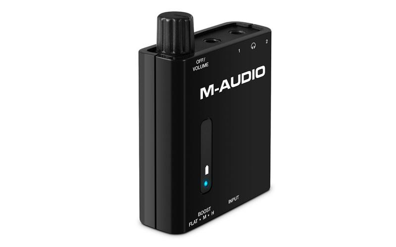 M-Audio Bass Traveler austiņu pastiprinātājs