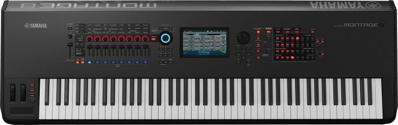 Yamaha MONTAGE8 sintezators