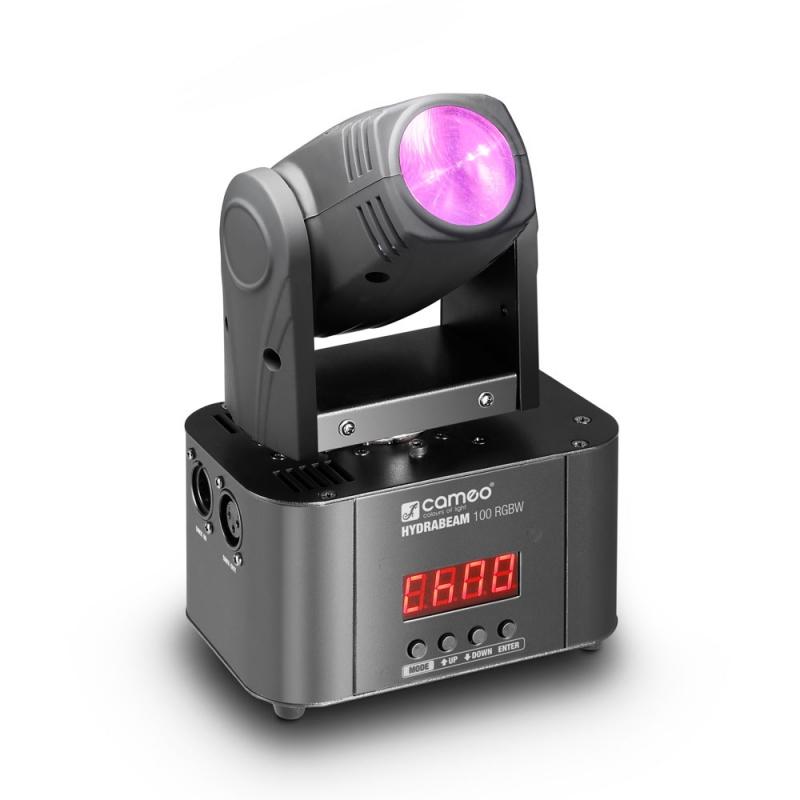 Cameo HYDRABEAM 100 RGBW LED galva