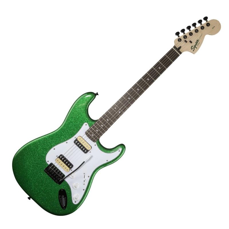 Fender Squier Affinity Strat HH FSR CDG ģitāra