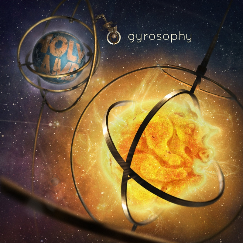 Holy Lamb – Gyrosophy CD albums