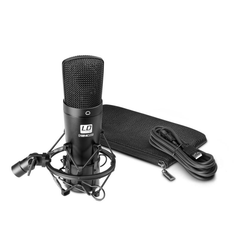 LD Systems D1014CUSB mikrofons