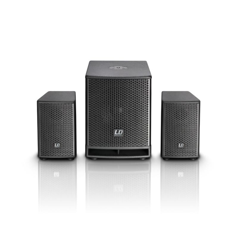 LD Systems DAVE 10 G3 aktīvā skaņas sistēma