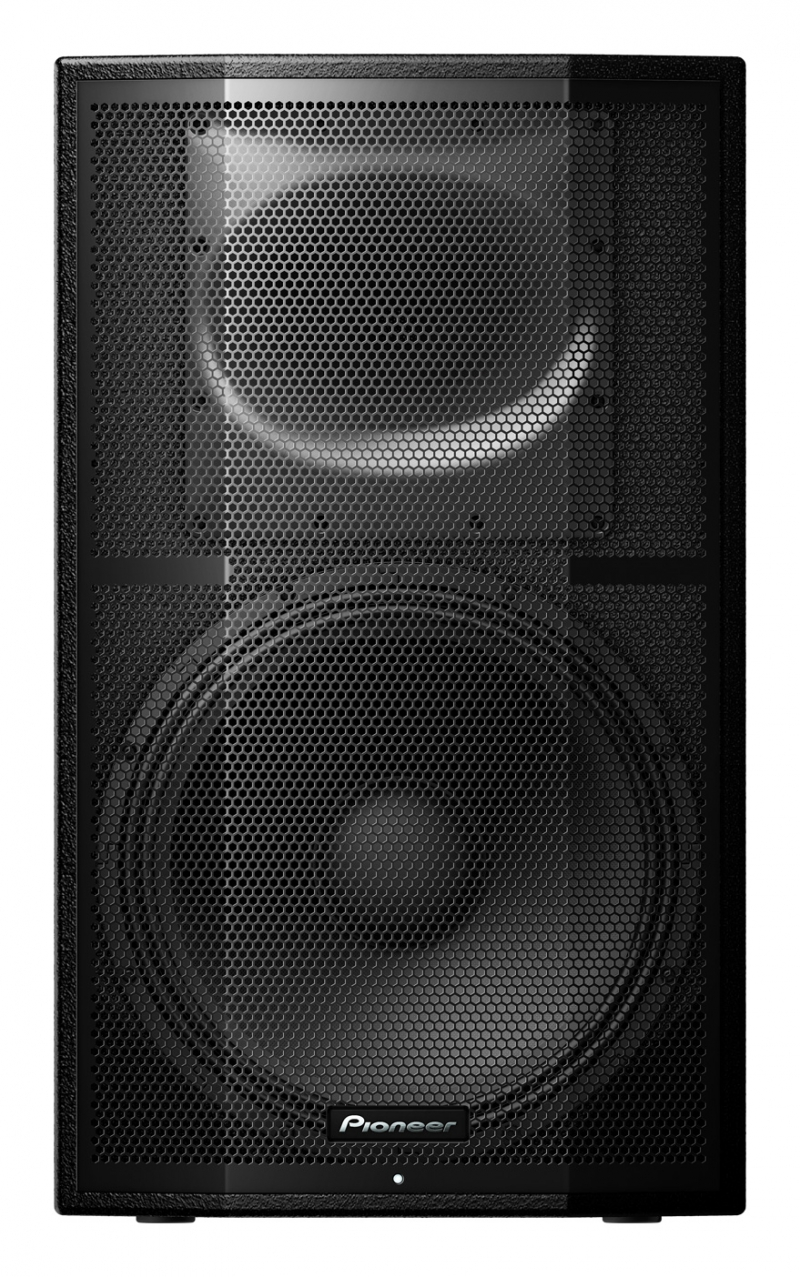 Pioneer XPRS 15 aktīvā skanda