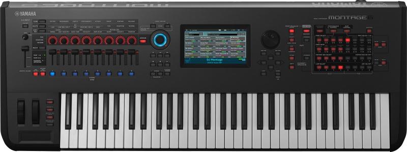 Yamaha MONTAGE6 sintezators