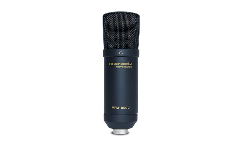 Marantz MPM-1000U USB kondensatora mikrofons