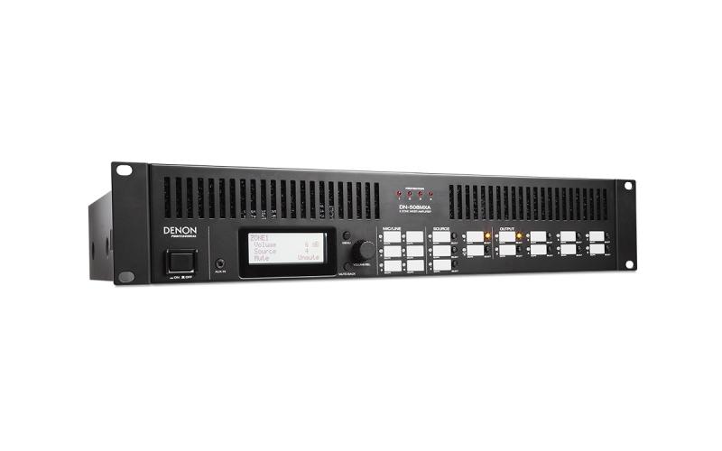 Denon DN-508MXA mikseris ar pastiprinātāju