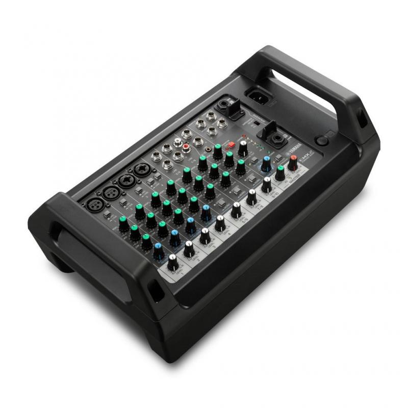 Yamaha EMX 2 mikserpults ar pastiprinātāju